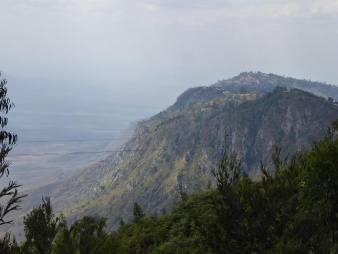 Blick nach Mtae