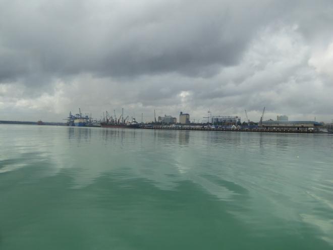 Hafen Dar es Salaam