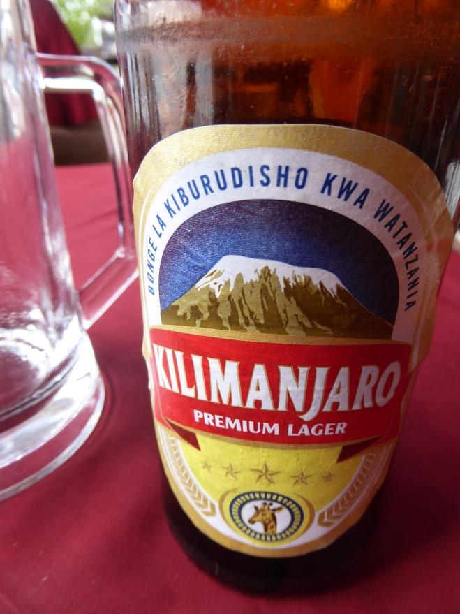 Serengeti Bier ist besser :-)